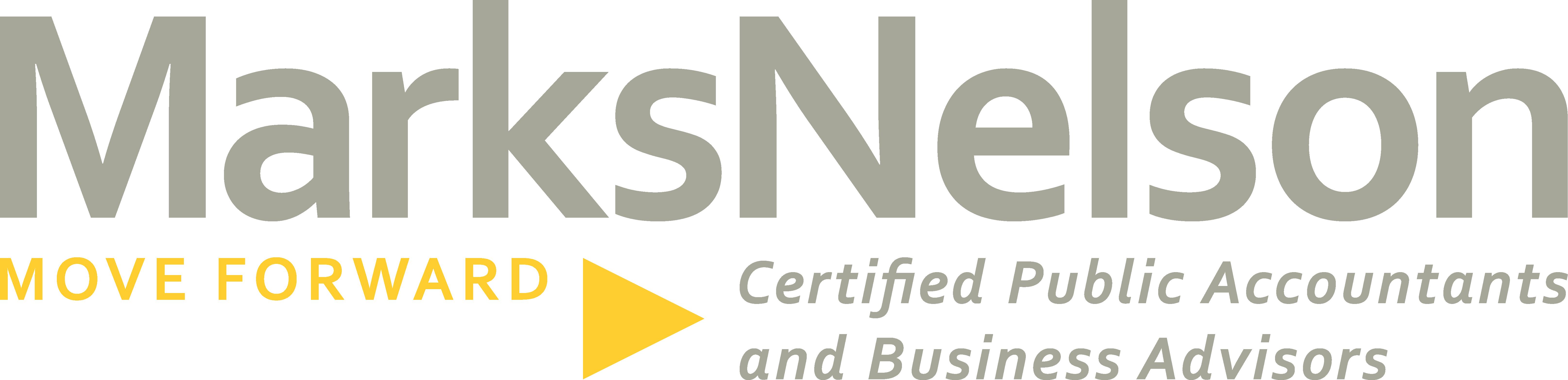 marks nelson logo